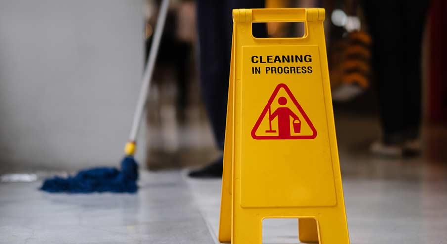 Vilka tjänster finner man hos städföretagen?